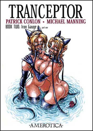 TRANCEPTOR II: IRON GAUGE Graphic Novel