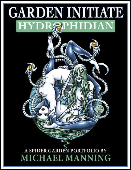 GARDEN INITIATE 04: HYDROPHIDIAN Portfolio