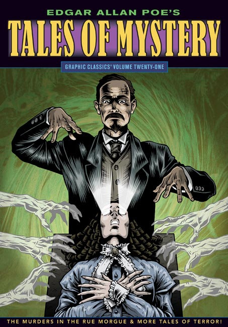 GC VOL. 21: EDGAR ALLAN POE'S TALES OF MYSTERY