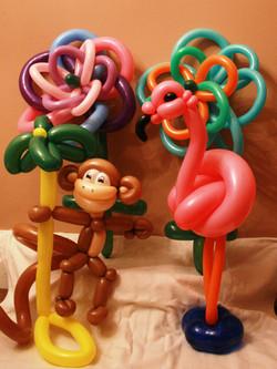Balloon animal group.JPG