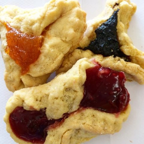 cherry, prune & apricot fruit cookies! #njeats #cookies #njfood #njbakery #yum #pastries