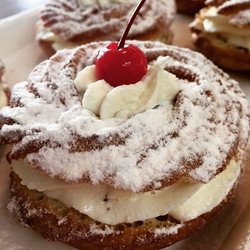 Come celebrate with us tomorrow for Saint Joseph's Day!  #stjosephpastries #bakery #donuts #njeats #
