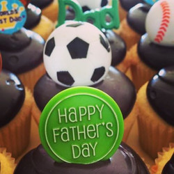 Fathers Day Cupcakes! #njfood #cupcakes #fathersday #yum #bakerylife #homemade #pastries