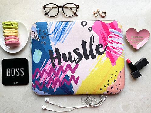 Hustle- Laptop Sleeve
