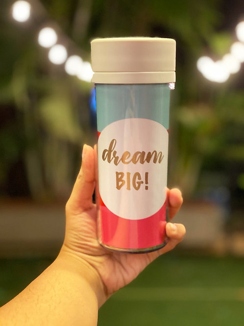 Dream Big Tumbler