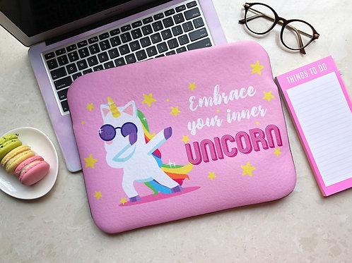 Unicorn- Laptop Sleeve