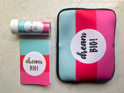 Dream Big Gift Set