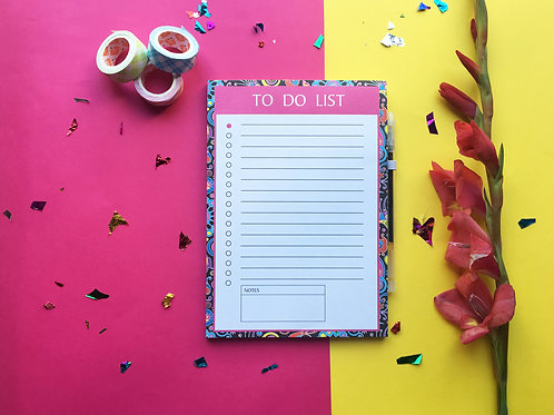 To Do List with Mangnet - Multi colour