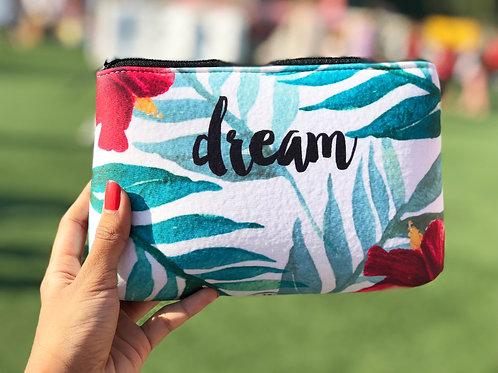 Tropical Dream -Makeup Pouch
