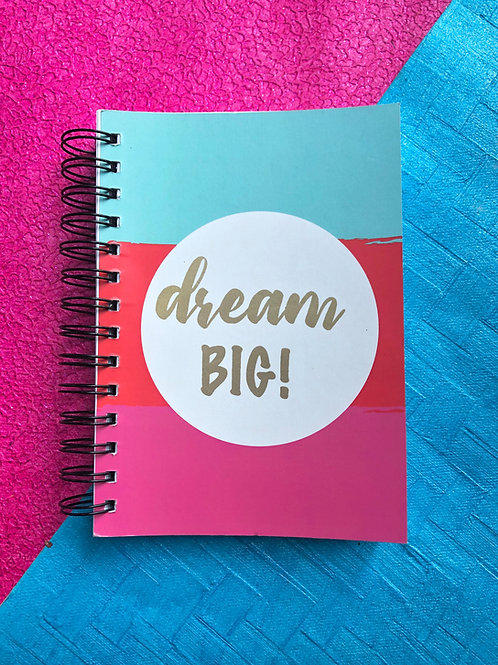 Dream Big - Daily Planner