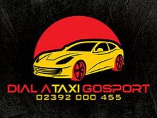 Dial a taxi Gosport