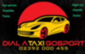 Gosport taxi service.jpg