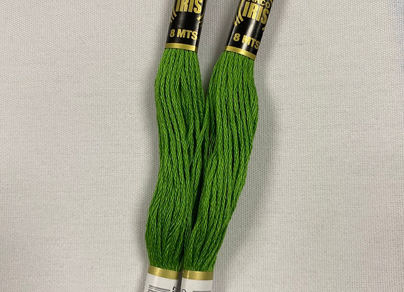 Bright Green Embroidery Floss (561)