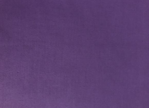 Purple Poly Cotton