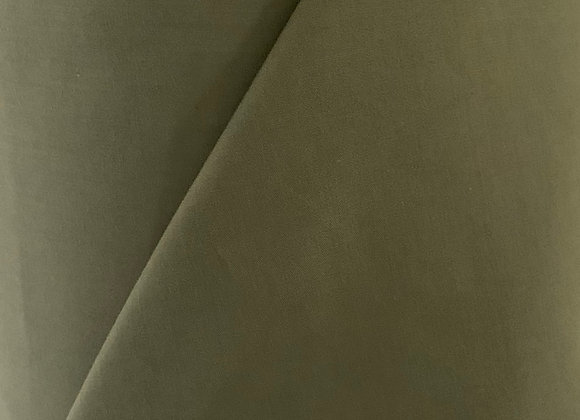 Army Green Poly Cotton