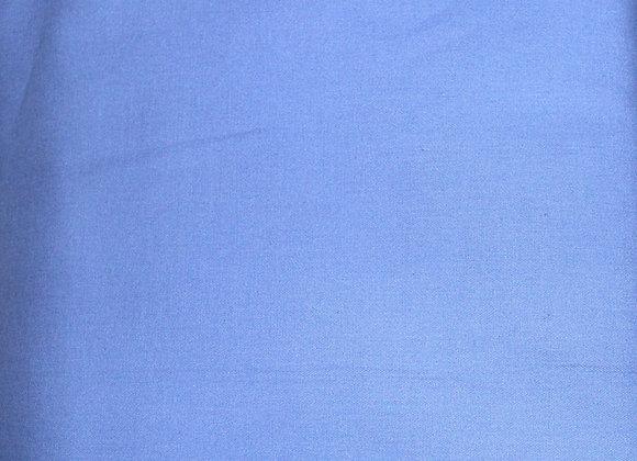 Sky Blue Poly Cotton
