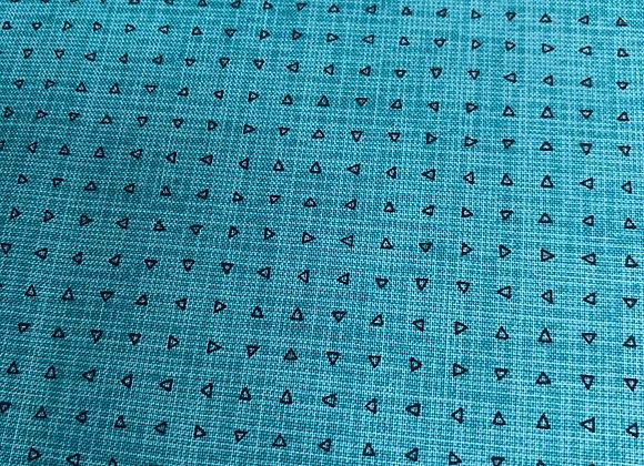 Cosmo Triangle 100% Cotton