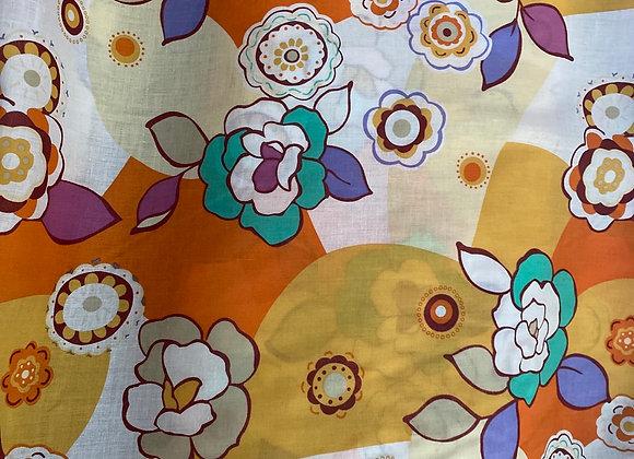 Colorful Cotton Print