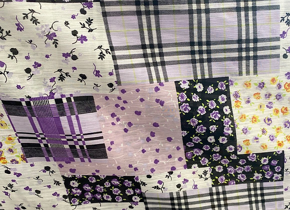 Purple Patch Chiffon