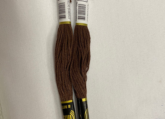 Brown Embroidery Floss (727)