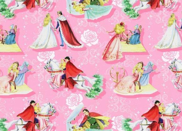 Sleeping Beauty Disney Princess Cotton