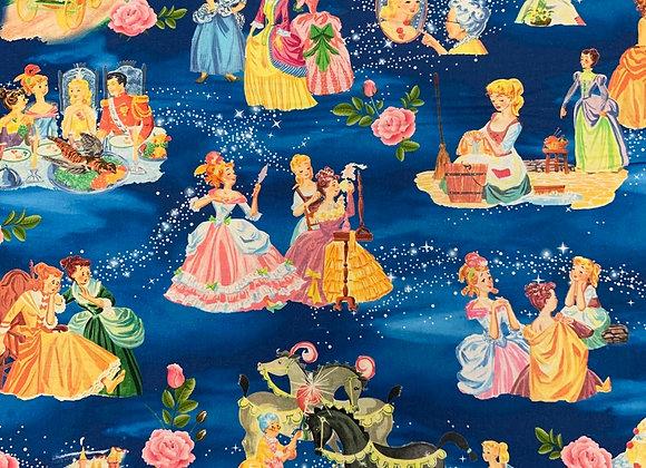 Cinderella's 100% Cotton
