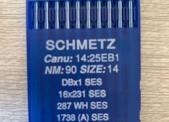 Schmetz Needles Size: 90/14 - Pack of 10