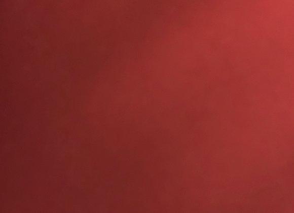 Red Poly Poplin