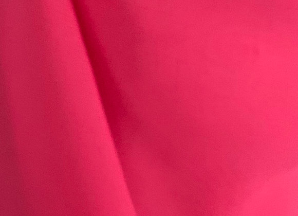 Hot Pink Chiffon Fabric