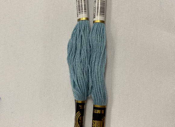 Light Blue Embroidery Floss (471)