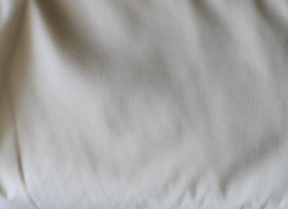 Cream Poly Cotton