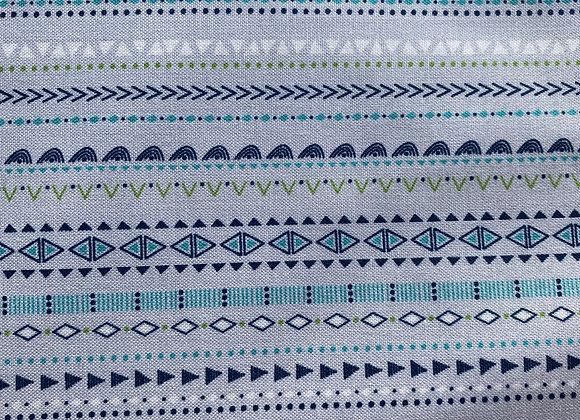 Tribal pattern cotton