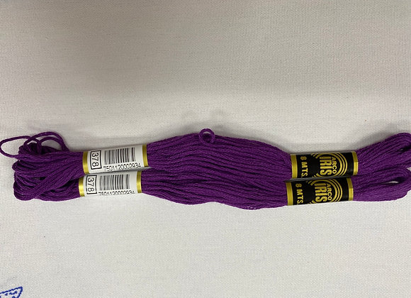 Purple Embroidery Floss (378)