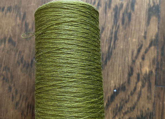 Olive green thread