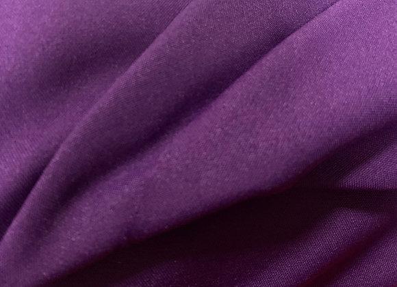 Purple Poly Poplin