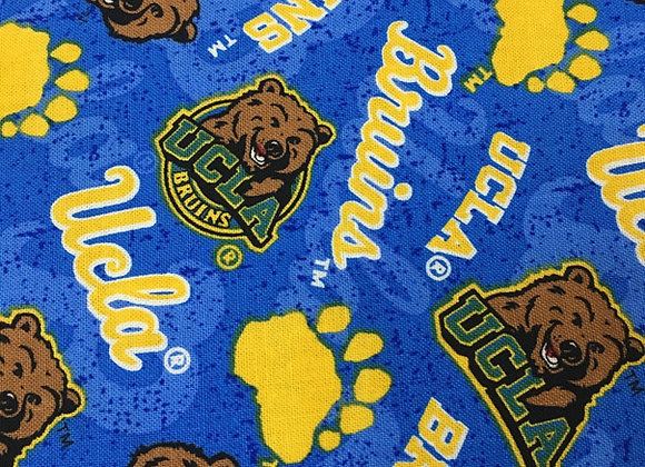 UCLA Cotton Fabric
