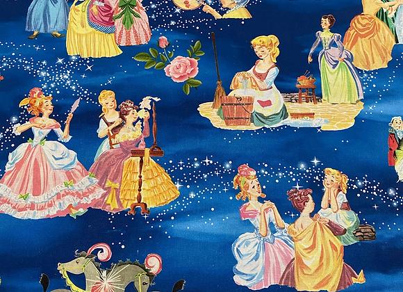 Cinderella Disney Princess Cotton