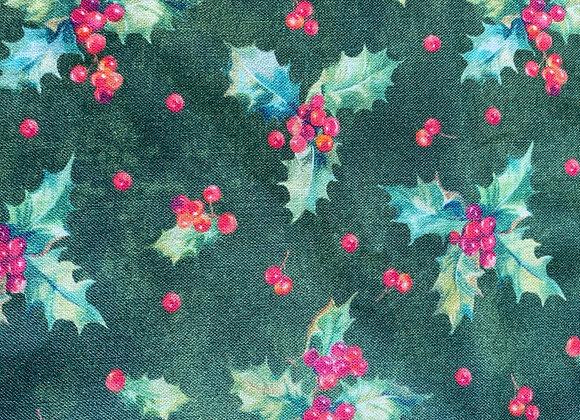 Christmas print cotton