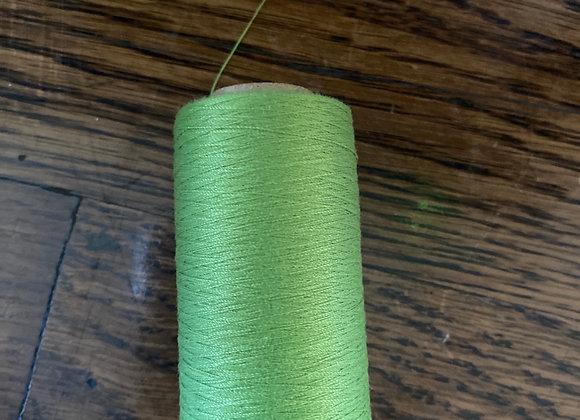 Grass green thread