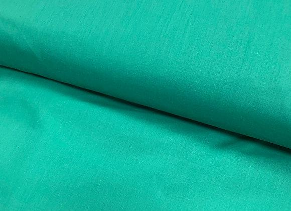 Green Poly Cotton