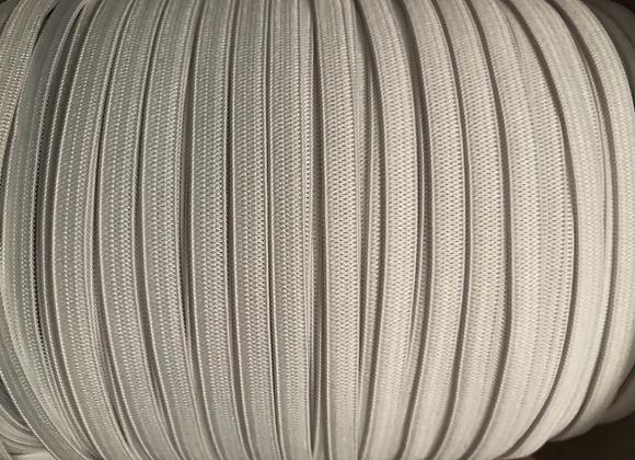 White Elastic 1/4 inch