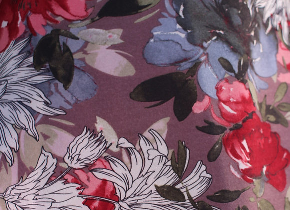 Colorful Floral lycra
