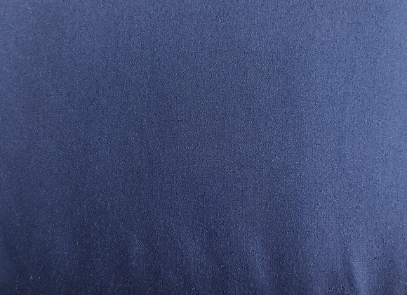 Navy Blue Poly Cotton