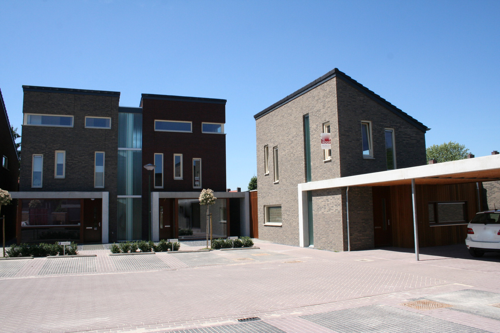 PATIOWONING EN TWEEKAPPERS