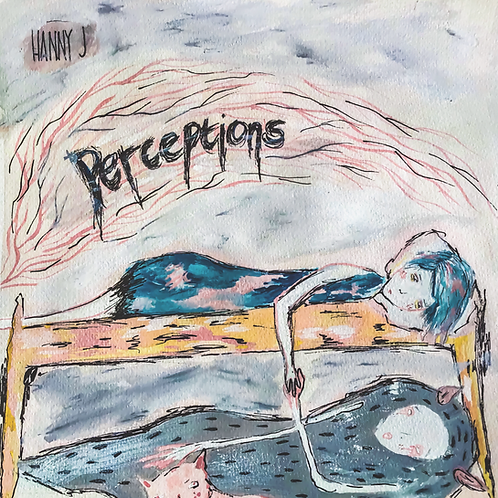 Hanny J - Possessions Perceptions Double EP