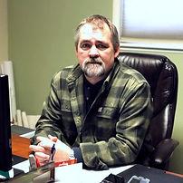 Daren Wagner, Manager for Earthworks Landscape Service Inc, South Puget Sound branch.