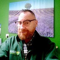 Bruce Sarvis, Manager for the Greater Eastside branch of Earthworks Landscape Service Inc.