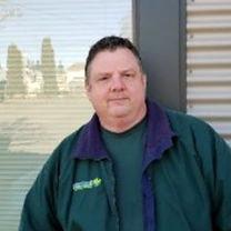 Jim Ziegenfuss Manager for Earthworks Landscape Service Inc, North Puget Sound branch.