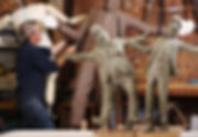 Leicester Square statues 2.jpg