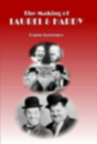 The making of Laurel & Hardy - new book.